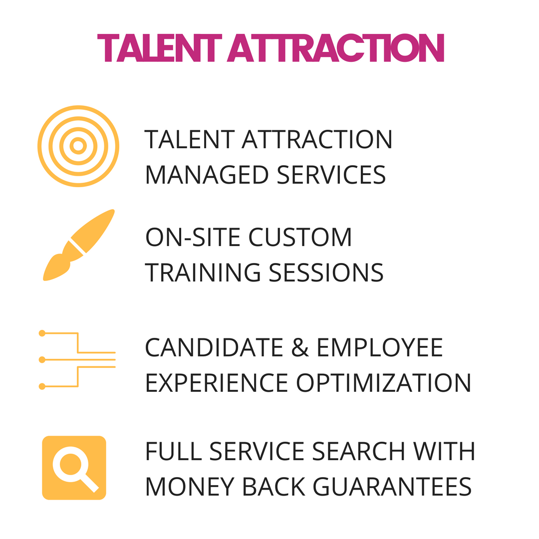 We Put The Action In Talent Attraction!